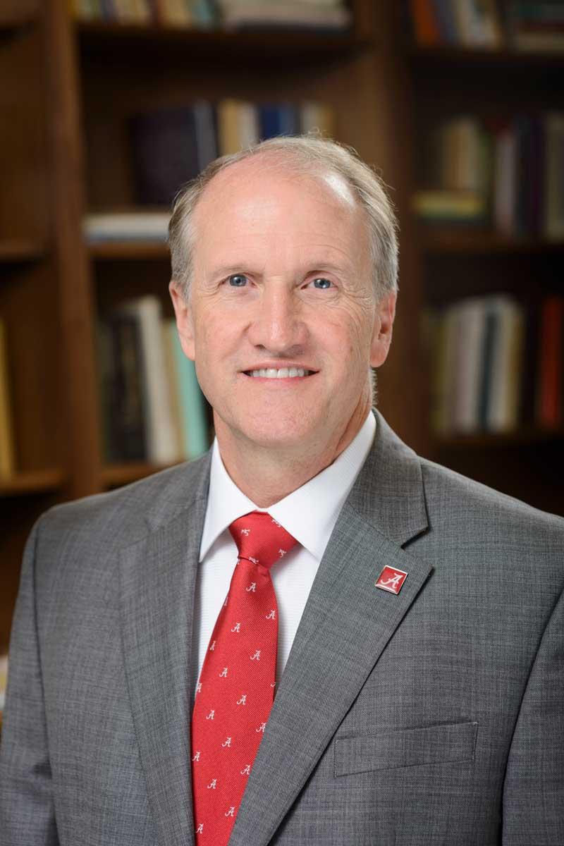 President Dr. Stuart Bell